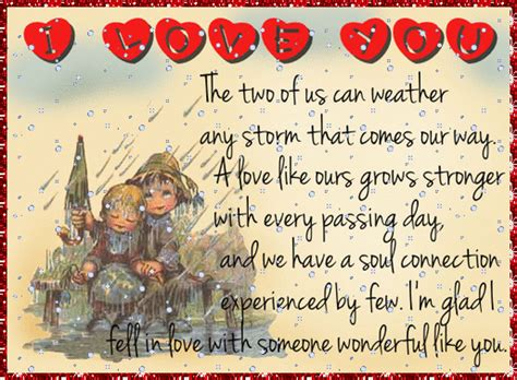weather    love  ecards greeting