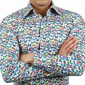 Chemise Homme Motif Original : chemise noeud papillon j 39 ai une chemise col cass ~ Nature-et-papiers.com Idées de Décoration