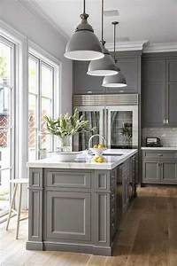 Kitchen cabinet color ideas change trends colors 2018 for Kitchen cabinet trends 2018 combined with textual wall art