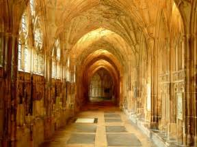 cloisters gloucester cathedral  jonathan billinger