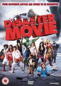 Disaster Movie DVD Zavvi com