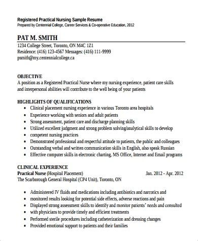sample clinical nurse manager resume  examples
