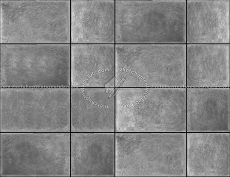 Terracotta grey rustic tile texture seamless 16129
