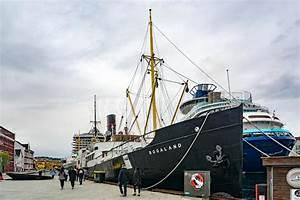 Gammalt Skepp Rogaland I En Port Av Stavanger Redaktionell Bild