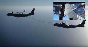 Airbus Defence & Space demos C295 in-flight tanker form