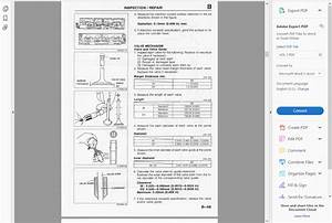 Factory Workshop Service Repair Manual Ford Festiva 1988