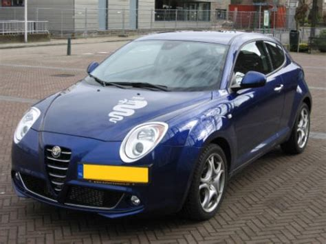 alfa romeo mito  turbo multi air ss distinctive