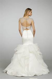 Spring 2013 wedding dress hayley paige bridal gowns 6302 d for Paige wedding dress