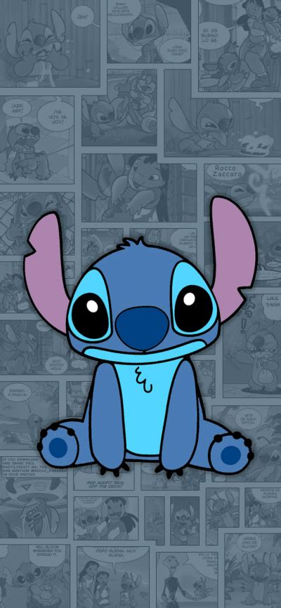 stitch wallpapers central