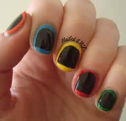 Easy nail designs for short nails art