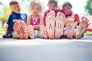 7 easy Father's Day photo shoot ideas