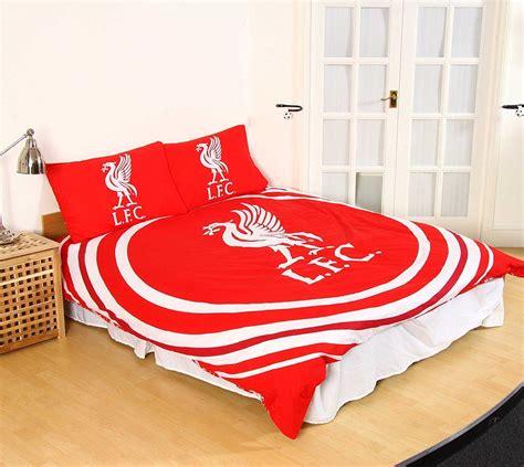 official liverpool fc football duvet bedding quilt kop bed