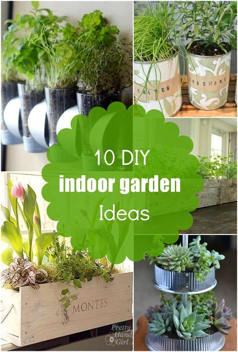 25 awesome indoor garden planting projects to start in the