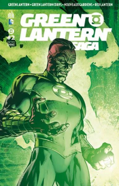 regarder green lantern 2 green lantern saga 9 comics