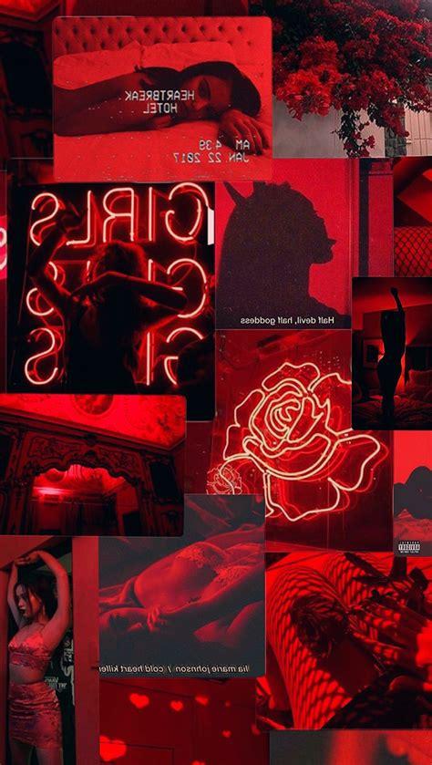 Baddie wallpaper, red, dark, circle, samantha, sam manson. Free download Aesthetic Wallpaper Edgy Baddie Aesthetic ...