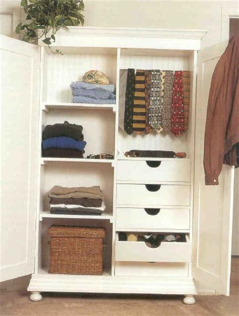 country armoire wood furniture plan