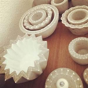 Basteln Mit Zement : sieda pinsel sieda beton website beton pinterest diy clay concrete crafts und diy ~ Frokenaadalensverden.com Haus und Dekorationen
