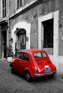 Fiat 500 Ancienne Italie : italy fiat 500 and rome on pinterest ~ Medecine-chirurgie-esthetiques.com Avis de Voitures