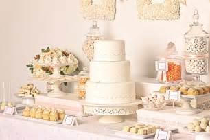 wedding dessert ideas white wedding dessert buffet the sweetest occasion