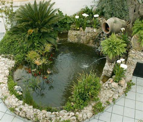 Prãªter Jardin consejos para hacer un estanque en el jard 237 n ideas