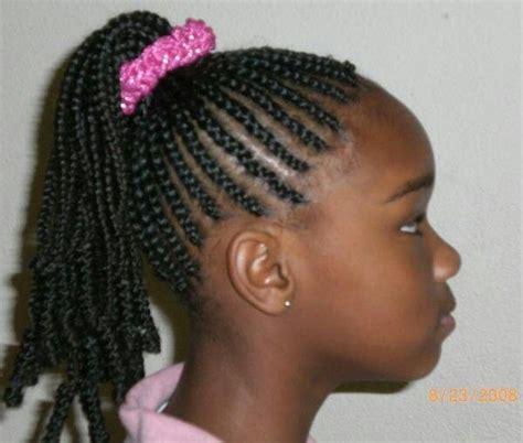 Cornrow Ponytail Hairstyles For by Cornrow Ponytail Hair Cornrow
