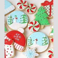 24 Ways To Decorate A Sugar Cookie  Christmasy Sugar Cookies