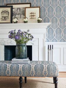 chestnut hill fabrics wallpaper  thibaut design