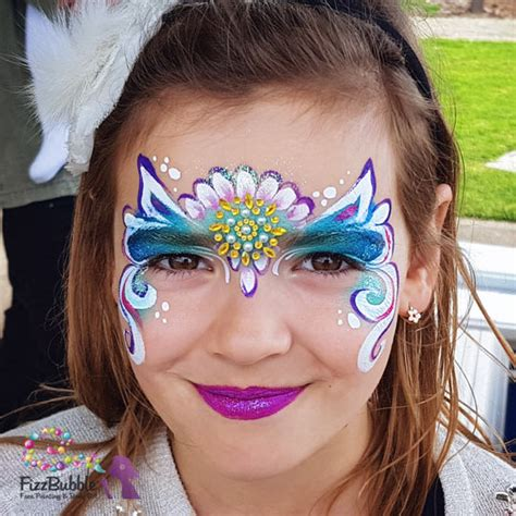 face painting fizz bubble face painting henna body art