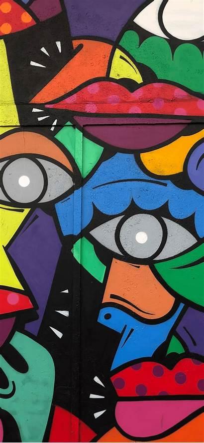 Graffiti Abstract Wallpapers Iphone Koleksi Gambar Contoh