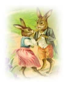 Free Vintage Easter Clip Art