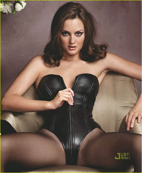 Leighton Meester: GQ's Obsession of the Year: Photo