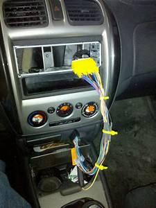 2003 Mazda 323 Protege Radio Wiring Diagram