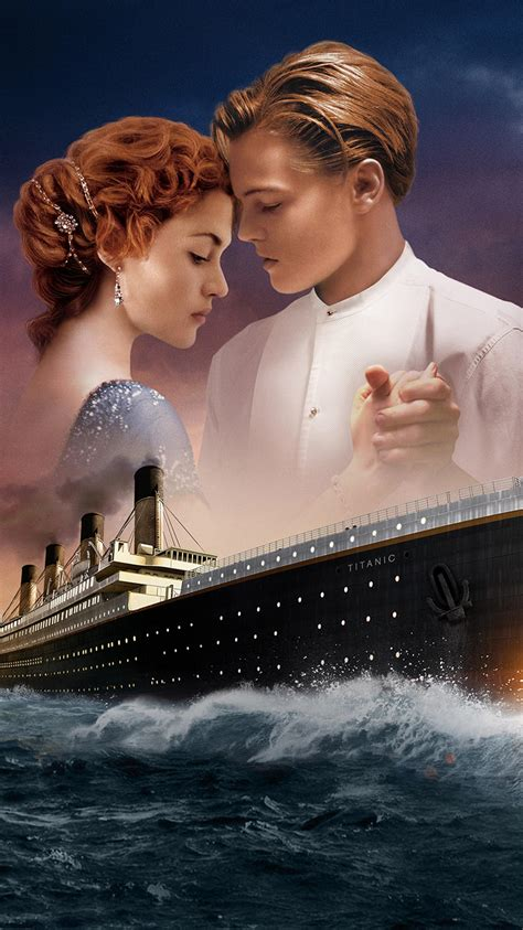 titanic  phone wallpaper moviemania