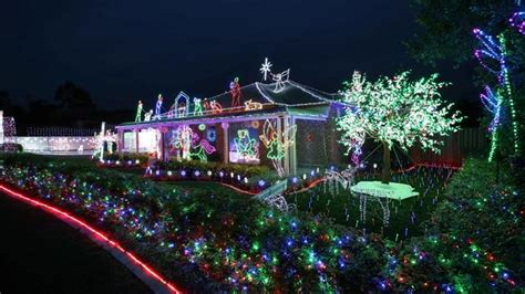 full list of 4kq christmas lights 2013 winners the