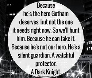 17 Best Batman Quotes | SayingImages.com