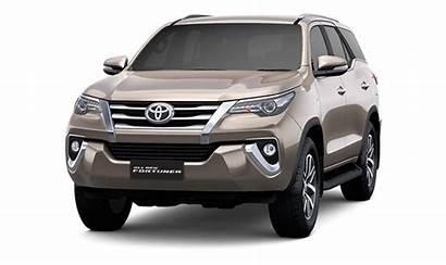 Toyota Fortuner Mewah Desain Berkelas Garang Nan