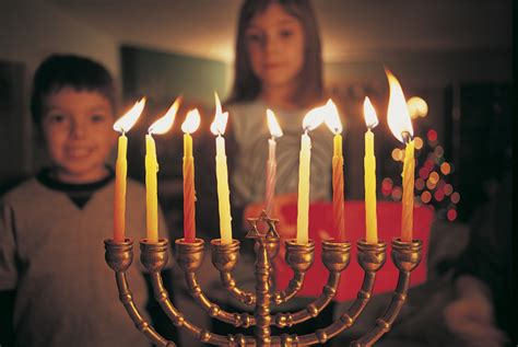 Light The Menorah by What Is A Hanukkah Candle Called And When Do You Light