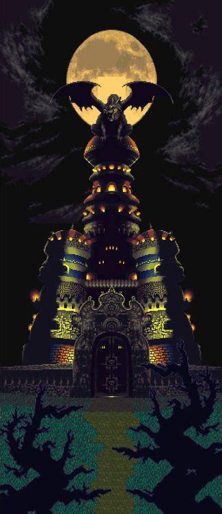 chrono triggeromg maguss castle  cronotrigger