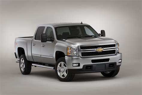 2011 Chevrolet Silverado 2500 Hd  Gm Authority