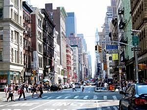 Busy street I Love New York Pinterest