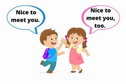 Greetings Esl Introductions Conversation Activities Games English