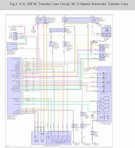 Looking For Transmission Wiring Diagram  For My 2001 4x4