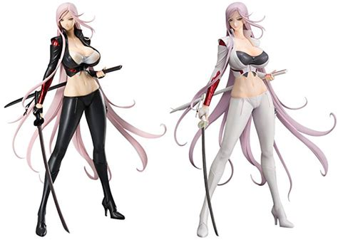 new orchid seed yuuko yuko sagiri tomoko darkness with 2 swords triage x sexy two color version