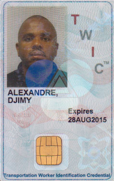 Getting a twic card is an official and legal requirement for employees working in the maritime transportation industry. The Speedy Man