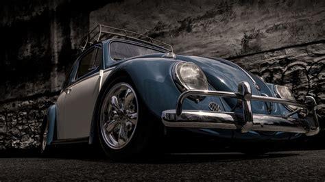 Volkswagen Beetle Retro Hd Wallpaper