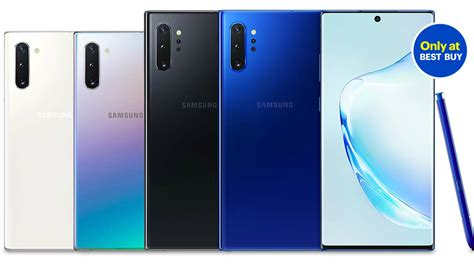 samsung galaxy note 10 price cut save up to 700 at best buy techradar