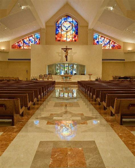 marble flooring design  st paul  apostle catholic