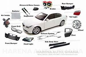 Front Of Car Parts