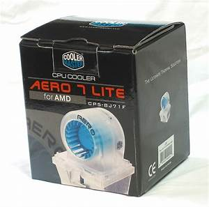 Cooler Master Aero 7 Lite CPU Cooler Review - Bjorn3D.com