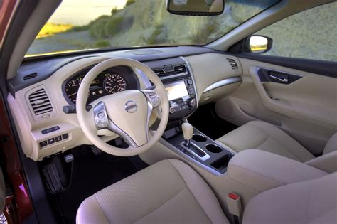 nissan altima interior 2015 nissan altima 2 5sl review
